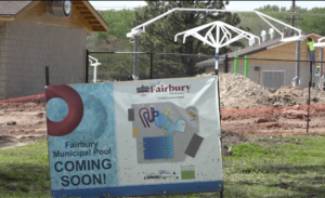 Fairbury pool grand opening officially set for May 25