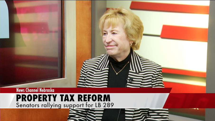 INTERVIEW: Sen. Linehan Rallying Support for Property Tax Reform Package