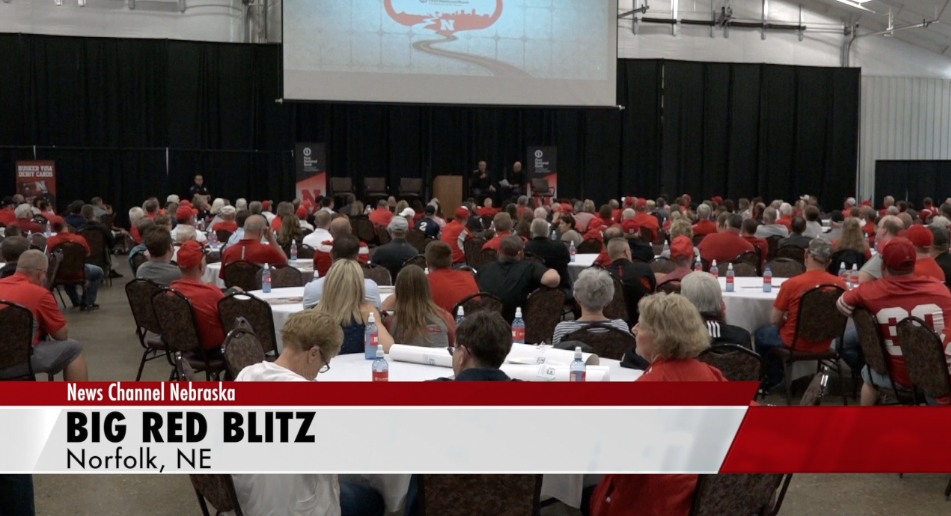 Big Red Blitz Visits Flood Damaged Communities