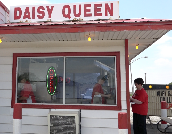 Friend's 'Daisy Queen' under new ownership as summer business heats up