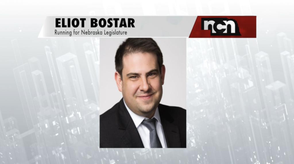 Eliot Bostar announces bid for Lincoln legislative seat