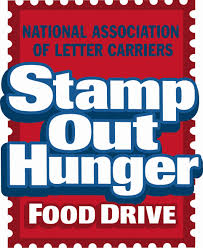 Stamp Out Hunger Food Drive This Weekend!