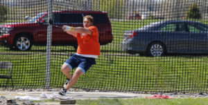 Warriors Conclude Regular Season Track Slate at Concordia Twilight
