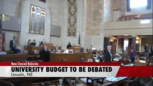 University of Nebraska Budget to be Debated this Week