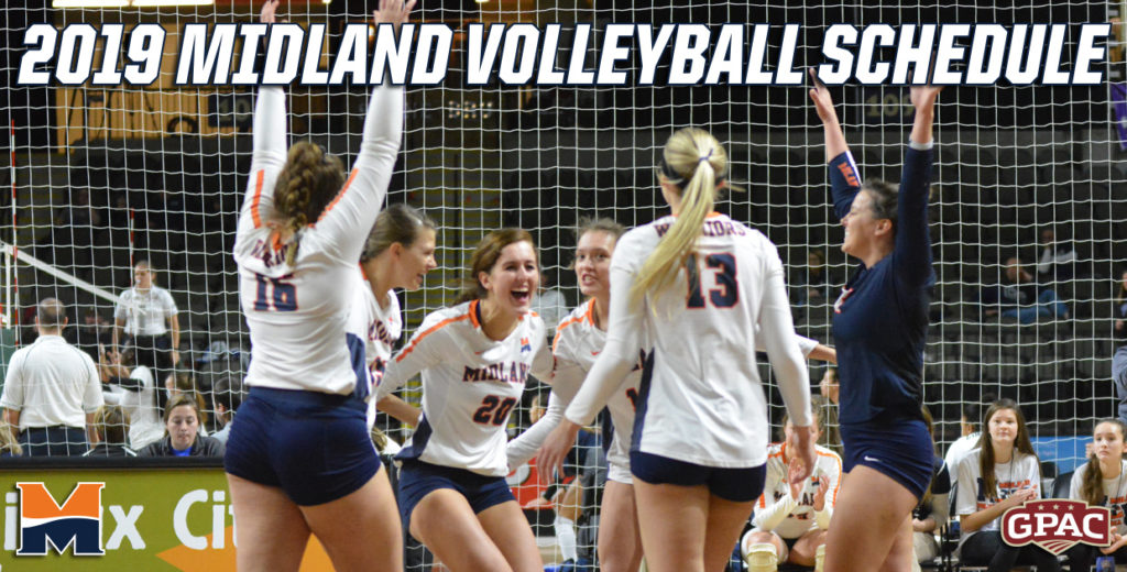 Lady Warriors Release 2019 Volleyball Schedule