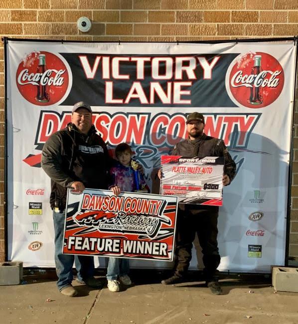 Dawson County Raceway Results – 5/19