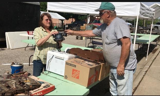 Update: Highway 136 Open To Brownville Flea Market