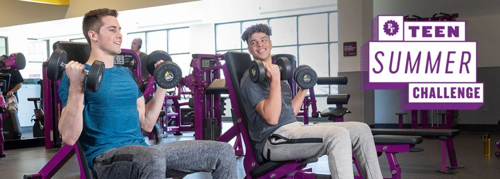 Planet Fitness in Fremont Offers Free Summer Memberships for Teens