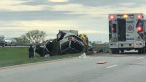 Nebraska State Patrol identifies two people killed in wrong-way I-80 crash near Milford