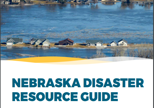 NEMA Launches Nebraska Disaster Resource Guide for Flood Victims