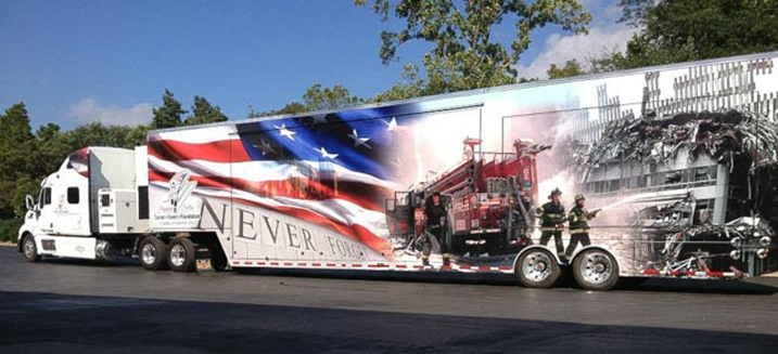 National 9-11 Memorial Coming to Fremont in First Ever Nebraska Exhibition