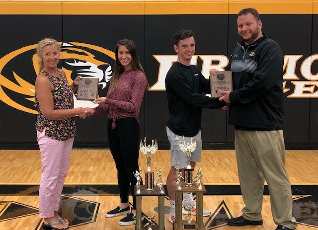 FHS Names Athletes of the Year