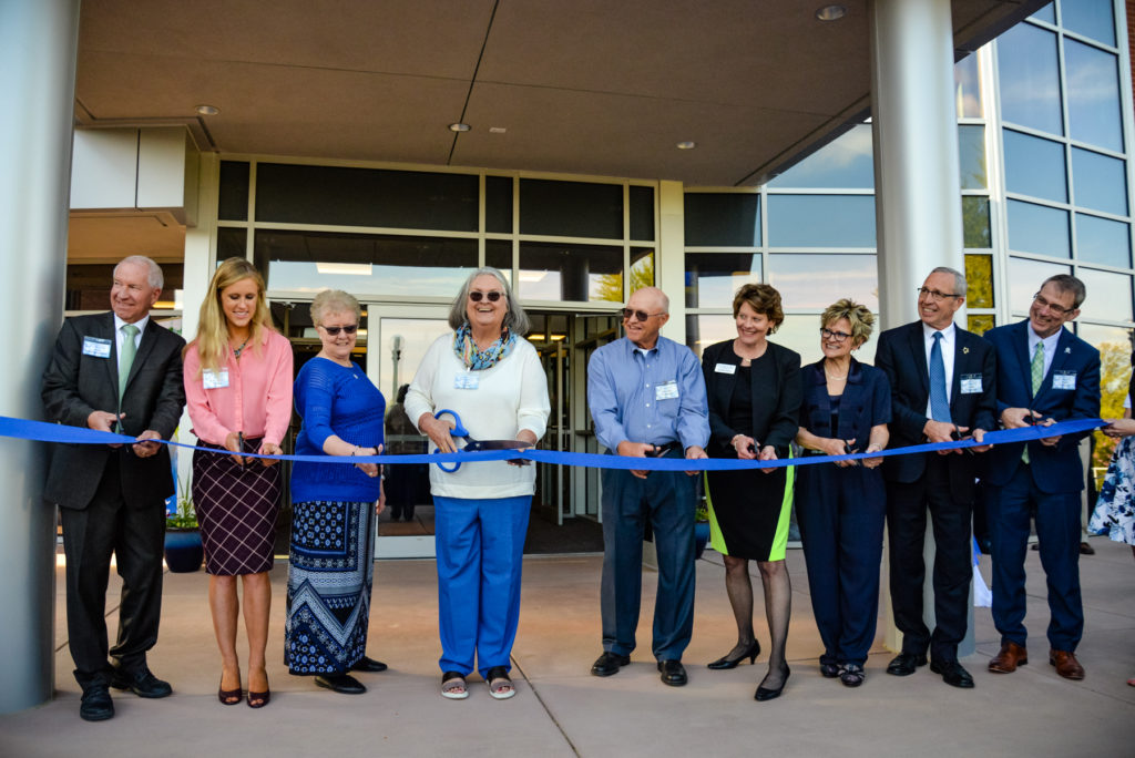 Peru State Holds Grand Opening For Performing Arts Center