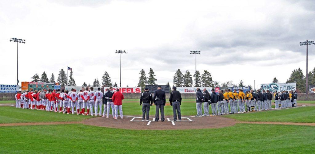 Wayne State Baseball Outhits Minot State, Beavers Finish With 12 Runs