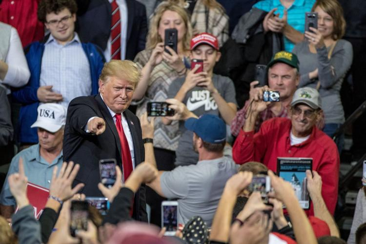 President Trump will visit Council Bluffs on June 11
