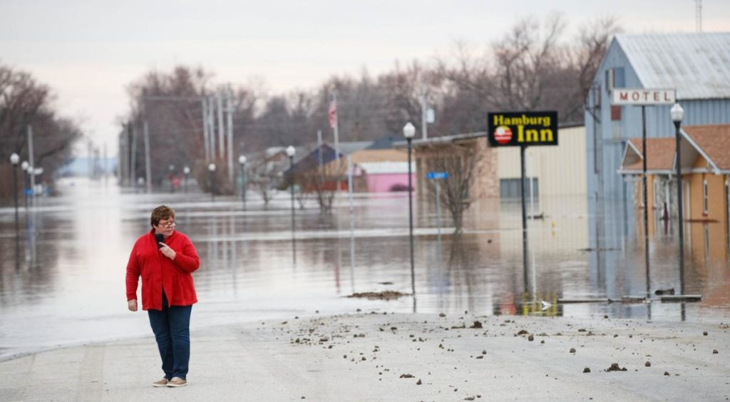 Flood updates: House approves delayed $19.1 billion disaster relief package
