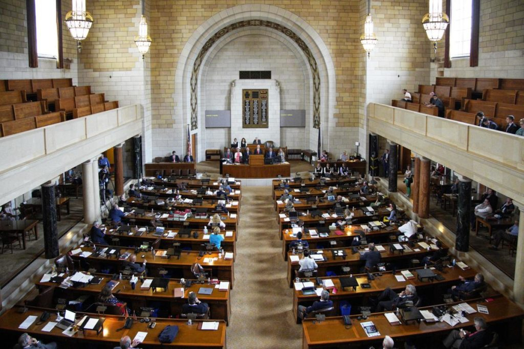 Legislators end session with property taxes, business tax incentives still unresolved