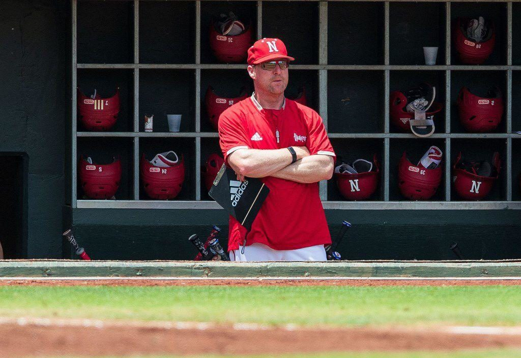 Darin Erstad steps down as Nebraska baseball coach after eight seasons leading Huskers