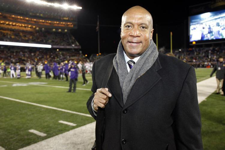 New Big Ten Commissioner Kevin Warren is 'ready for the challenge' of replacing Jim Delany