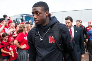 Husker running back Maurice Washington may enter plea in explicit video case at hearing in July