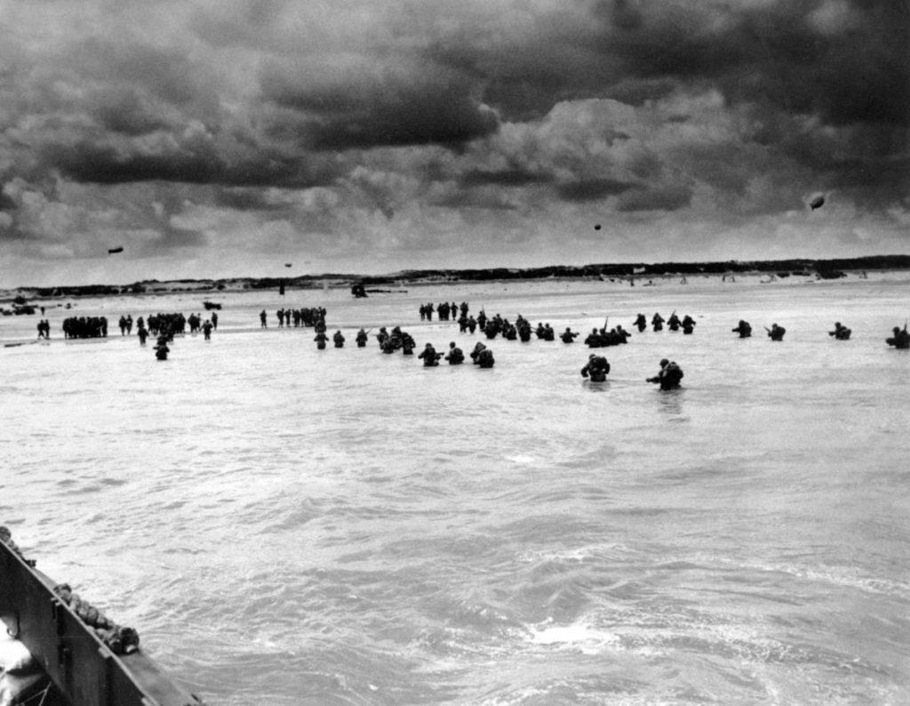 D-Day, as experienced by Nebraskans