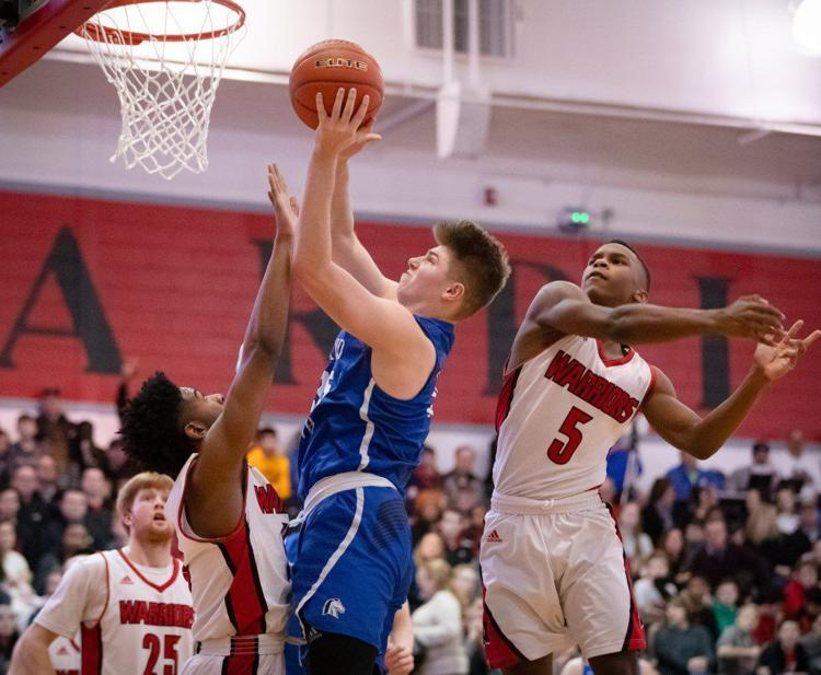 Millard North's Bret Porter joins Nebraska basketball as preferred walk-on