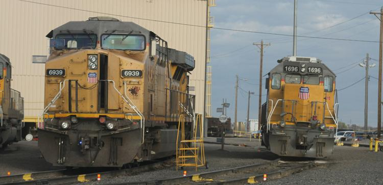 Union Pacific cuts more jobs at North Platte's Bailey Yard