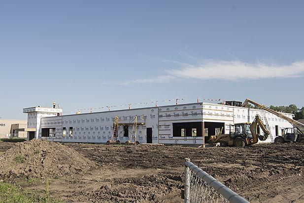 New VA clinic under construction in Norfolk, slated to be completed by end of year
