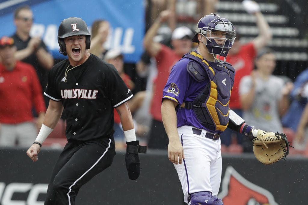 Road to Omaha: Michigan topples No. 1 seed UCLA; Red Raiders extend dominance of Pokes