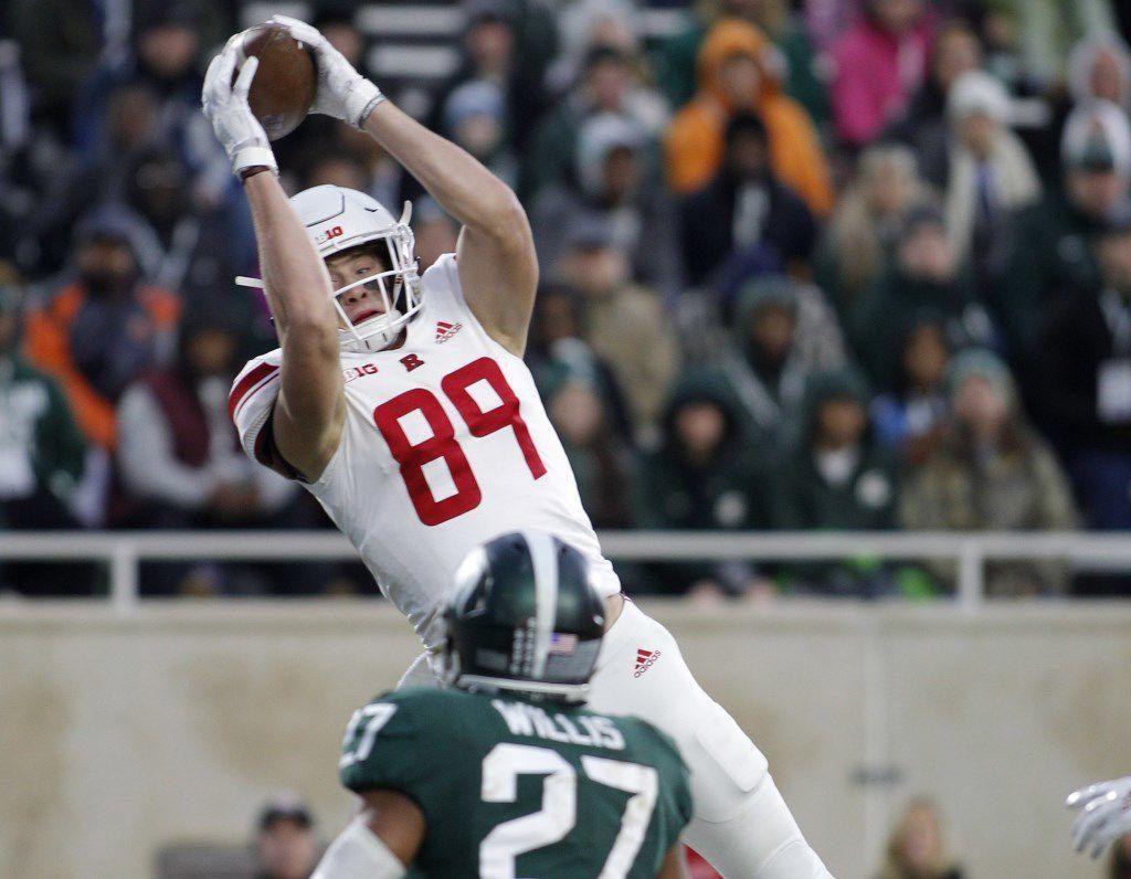 Husker notes: NU add transfer tight end Travis Vokolek from Rutgers