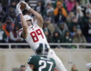 Husker notes: NU add transfer tight end Travis Vokolek from Rutgers