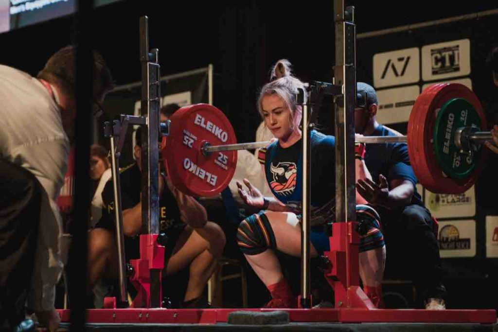 Midland Student Raising Funds to Compete with Team USA Powerlifting