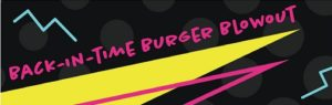 Burger Blowout Event Scheduled For June 21