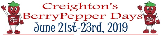 Creighton's Berry Pepper Days Happening This Weekend