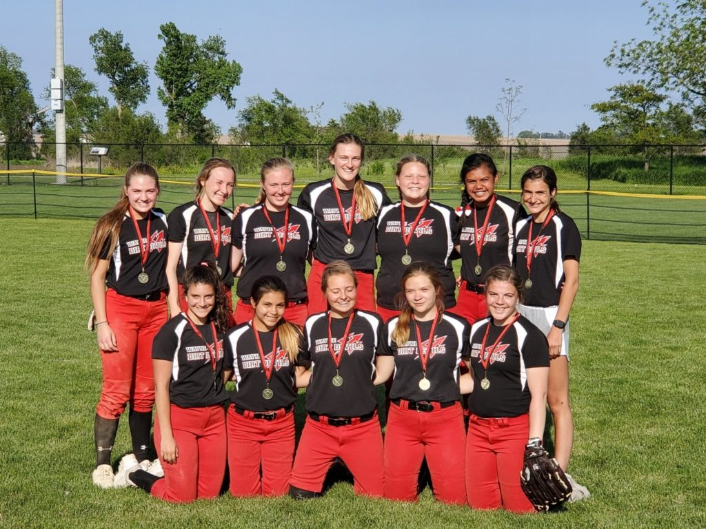 Dirt Devil 14s Eliminated By Blair Flames, Place Fifth At USSSA Class B State Tournament