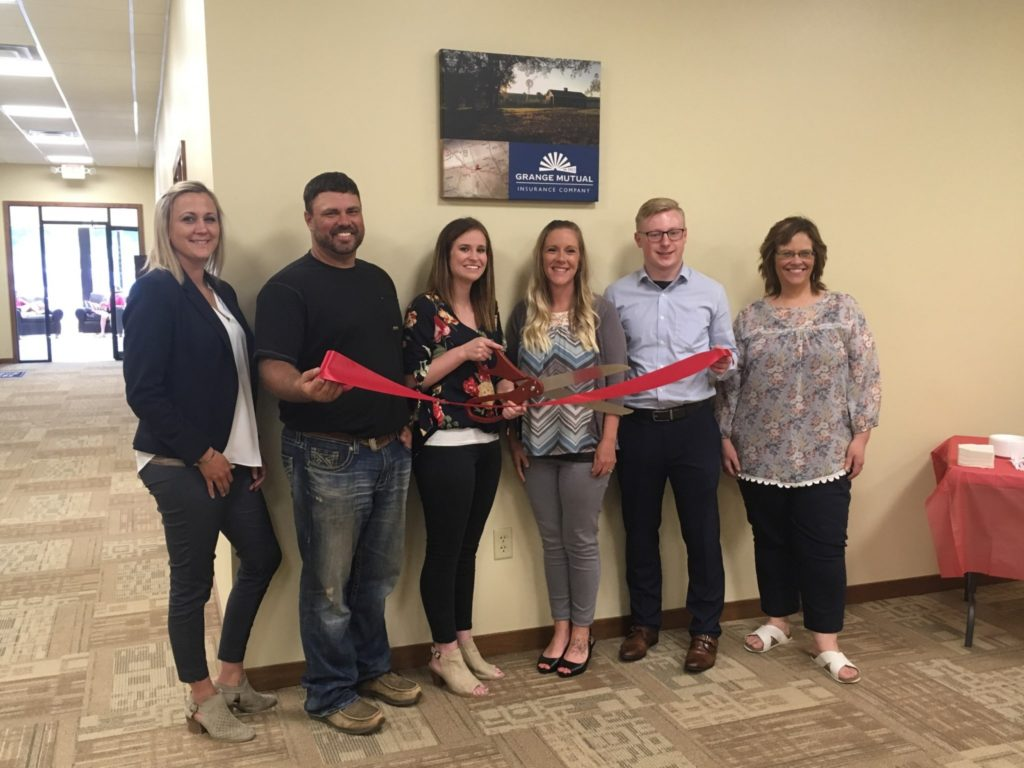 Grange Mutual Insurance Company Joins BB Chamber of Commerce