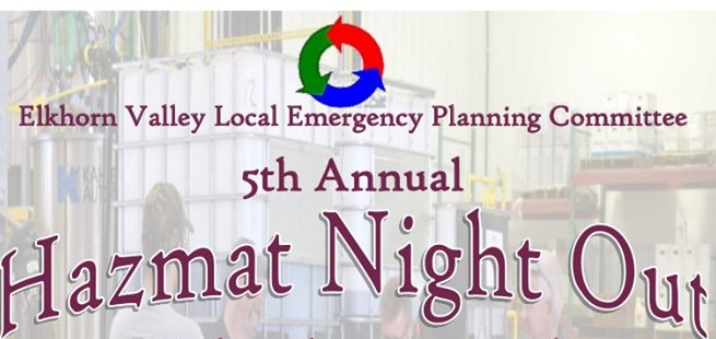 Hazmat Night Out Scheduled For June 26