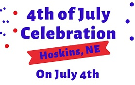 4th Of July Celebration In Hoskins