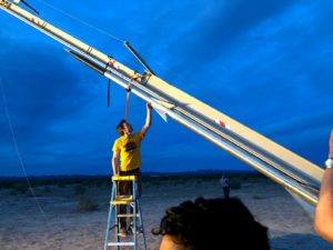 Beatrice alum participates in nationwide, student project to launch rockets into space