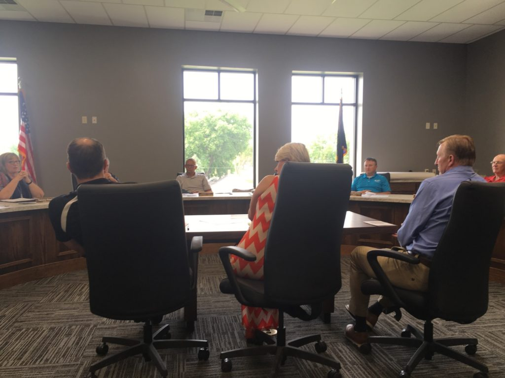Supervisors Discuss County Insurance Coverage