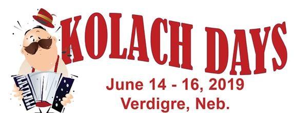 Kolach Days Happening This Weekend In Verdigre