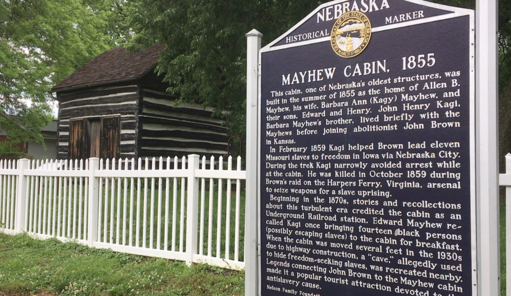 Mayhew Cabin Looks To City For Flood Prevention