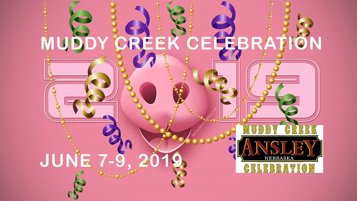 Ansley Muddy Creek Celebration June 7-9