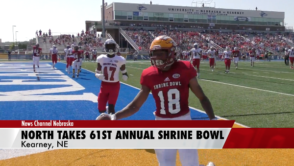 North tops South 32-10 in 61st Nebraska Shrine Bowl