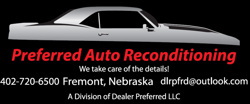 Preferred Auto Reconditioning – Two Part Time Positions Available!