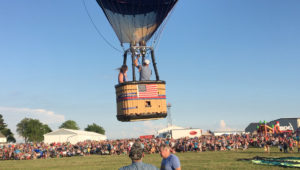 Hot Air Balloon Festival Returns To Falls City