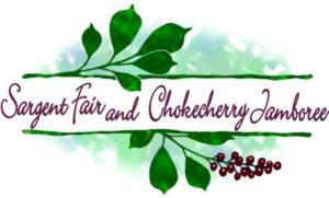 Sargent Fair & Chokecherry Jamboree this Weekend!