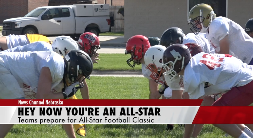 Athletes meet in Norfolk for Northeast Nebraska All-Star Football Classic