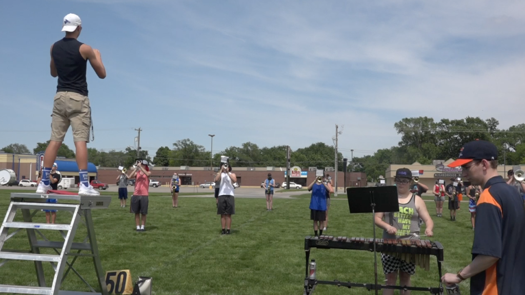 All-Star Band Prepares for Performance This Weekend
