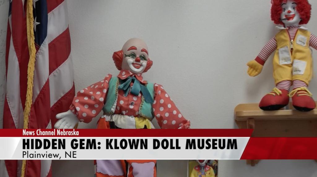 A hidden gem: the klown doll museum
